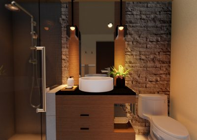 Modern Bathroom Design Company Los Angeles