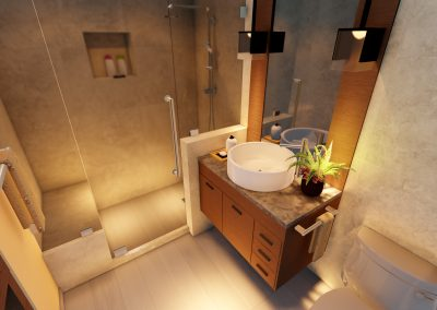 Modern Bathroom Design Services Los Angeles