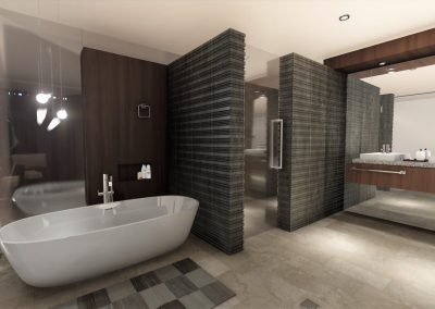 Modern Bathroom Design Los Angeles